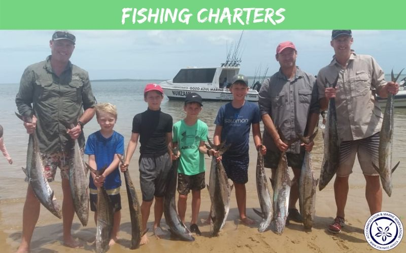 Fishing Charters Stay Moz Book Accommodation And Activities In Mozambique